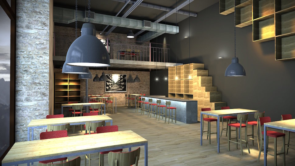 High House Production Park Cafe