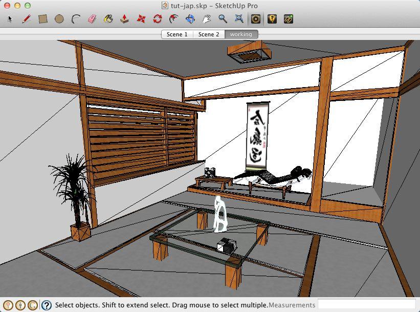 Trimble sketchup free takvim kalender hd for Interior design lighting resources