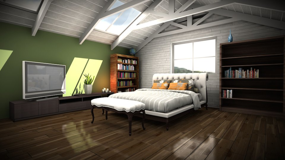 SketchUp 2014, 2 minute lighting